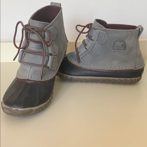 Size 5.5 Sorel Duck Boots